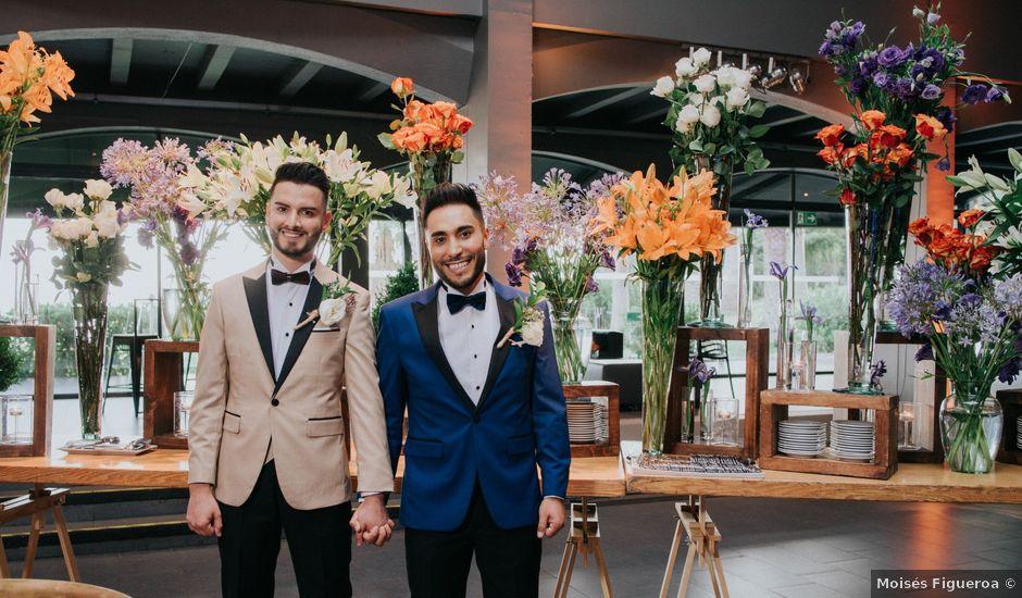 El matrimonio de Marcelo y Alexander en Providencia, Santiago