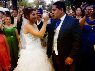 El matrimonio de Laura y Alexis 3