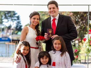 El matrimonio de Pilar  y Felipe