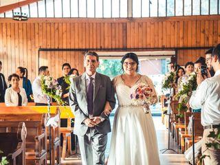 El matrimonio de Romina  y Eder  2
