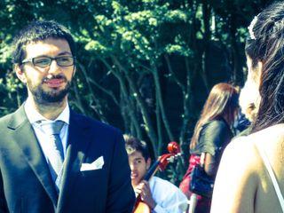 El matrimonio de Francisca y Cristian 3