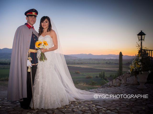 El matrimonio de Bárbara y Diego