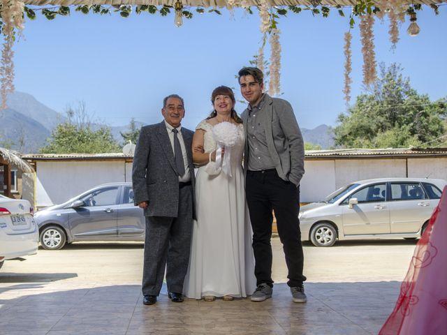 El matrimonio de Mario y Gloria en Olmué, Quillota 1