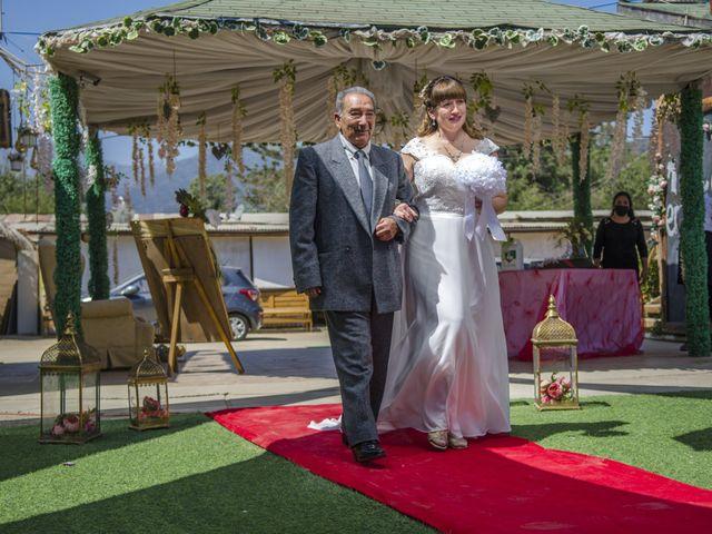 El matrimonio de Mario y Gloria en Olmué, Quillota 2