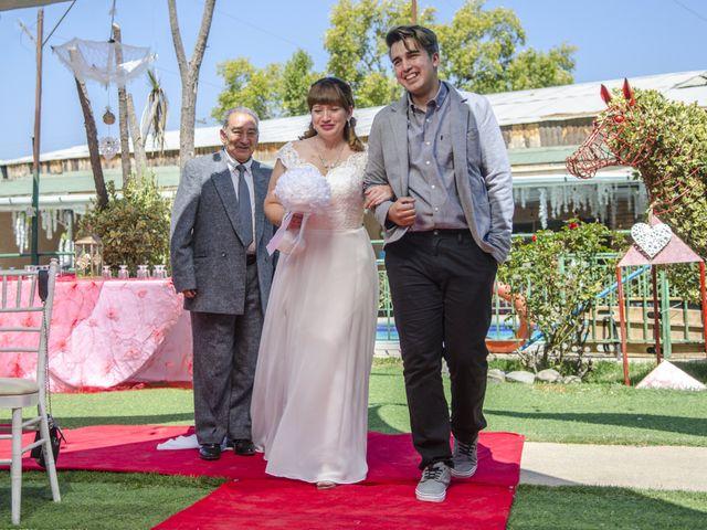 El matrimonio de Mario y Gloria en Olmué, Quillota 3