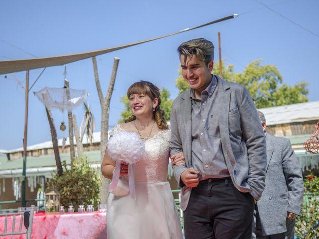 El matrimonio de Mario y Gloria en Olmué, Quillota 4