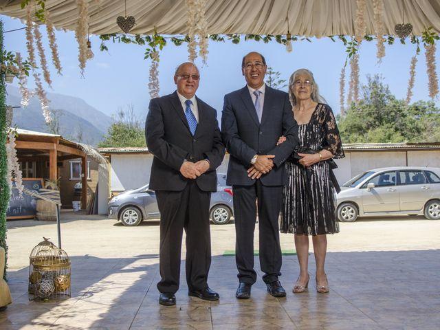 El matrimonio de Mario y Gloria en Olmué, Quillota 5