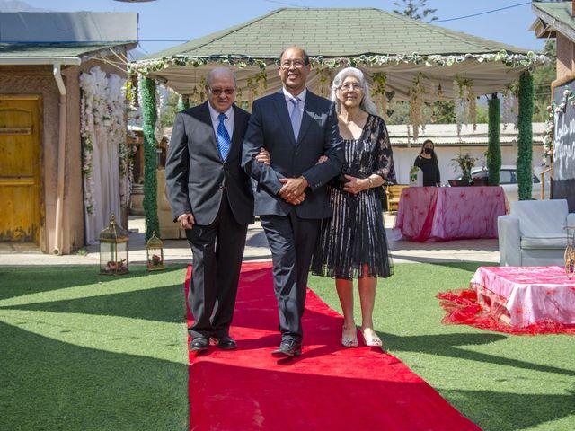 El matrimonio de Mario y Gloria en Olmué, Quillota 6