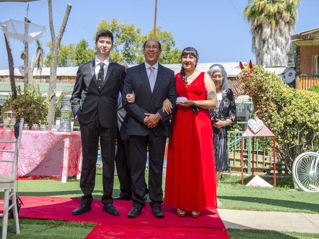 El matrimonio de Mario y Gloria en Olmué, Quillota 7