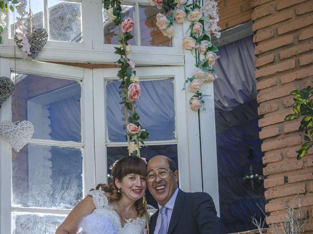 El matrimonio de Mario y Gloria en Olmué, Quillota 9