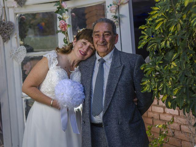El matrimonio de Mario y Gloria en Olmué, Quillota 10