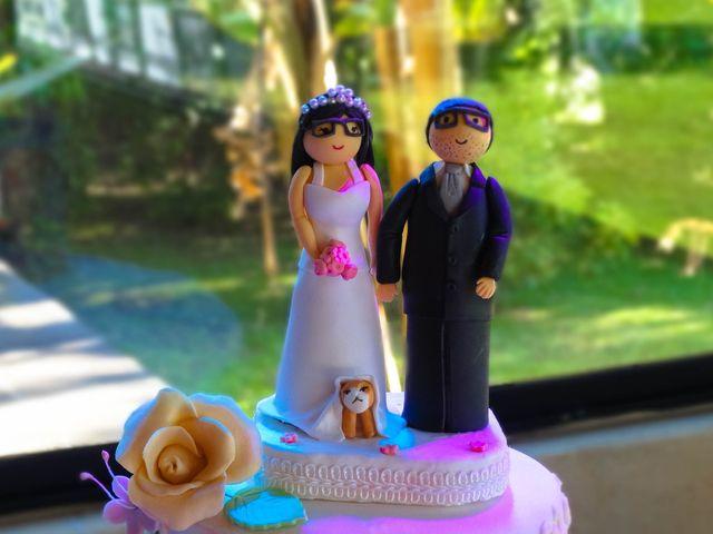 El matrimonio de Francisca y Cristian