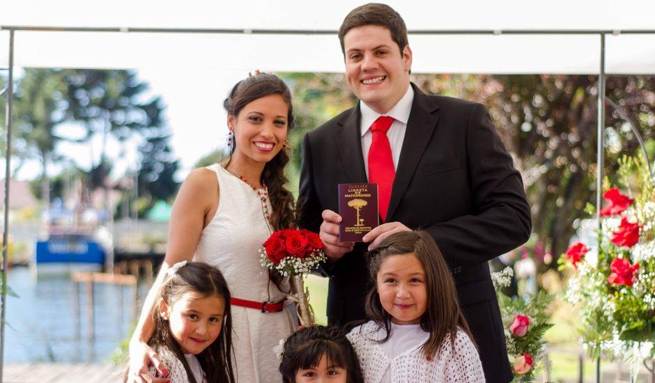 El matrimonio de Felipe y Pilar  en Valdivia, Valdivia