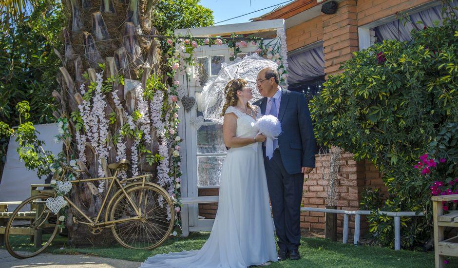 El matrimonio de Mario y Gloria en Olmué, Quillota