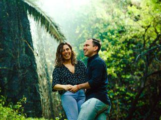 El matrimonio de Perla y Álvaro 1