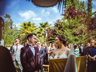 El matrimonio de Perla y Álvaro