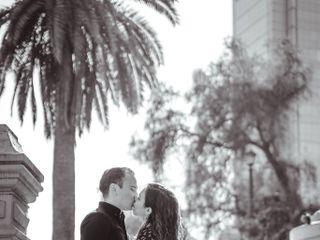 El matrimonio de Perla y Álvaro 3
