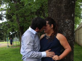 El matrimonio de Paula  y Carlos  3