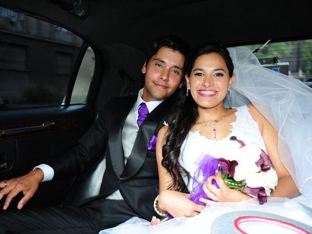 El matrimonio de Karli y Nicolás