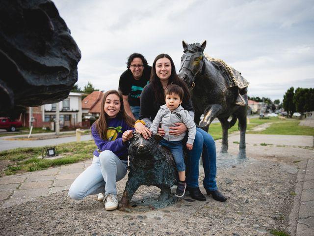 El matrimonio de Deiby y Violeta en Punta Arenas, Magallanes 3