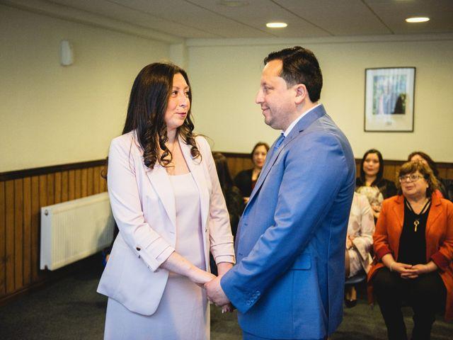 El matrimonio de Deiby y Violeta en Punta Arenas, Magallanes 5
