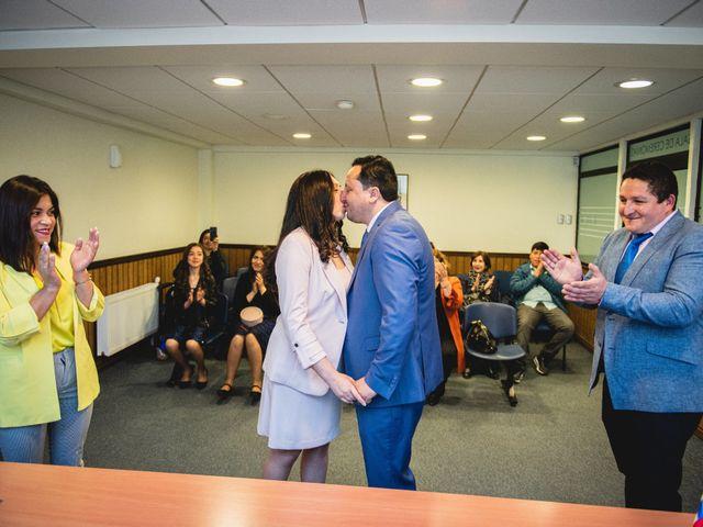 El matrimonio de Deiby y Violeta en Punta Arenas, Magallanes 6