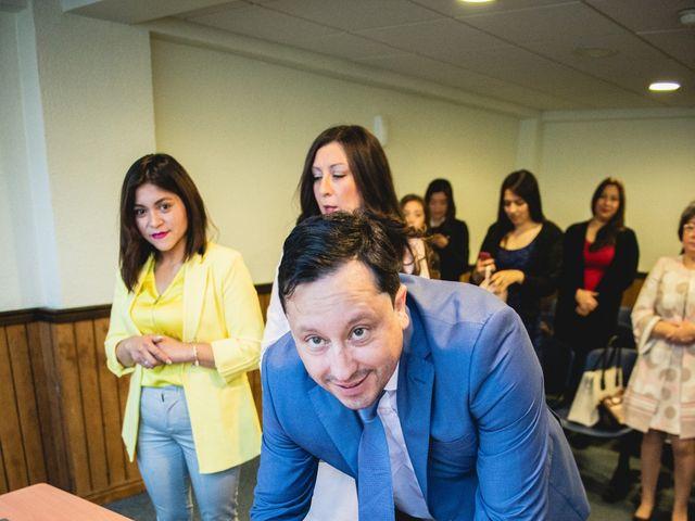 El matrimonio de Deiby y Violeta en Punta Arenas, Magallanes 8