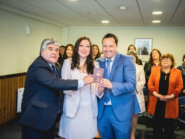 El matrimonio de Deiby y Violeta en Punta Arenas, Magallanes 11