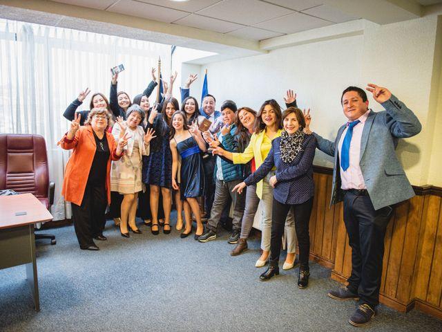 El matrimonio de Deiby y Violeta en Punta Arenas, Magallanes 14