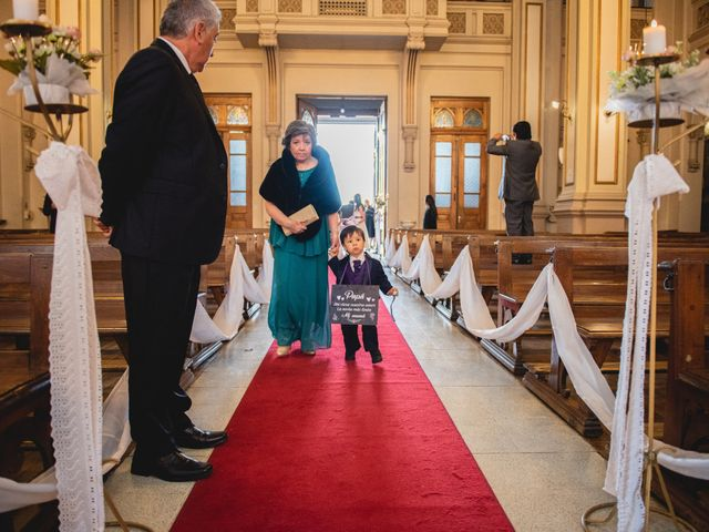 El matrimonio de Deiby y Violeta en Punta Arenas, Magallanes 17