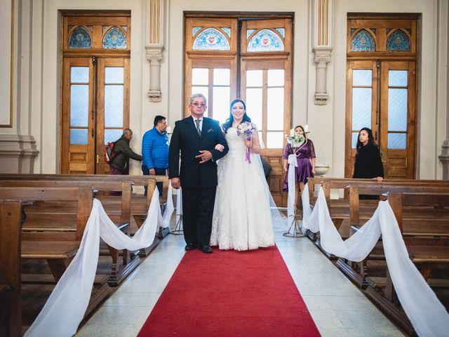 El matrimonio de Deiby y Violeta en Punta Arenas, Magallanes 19