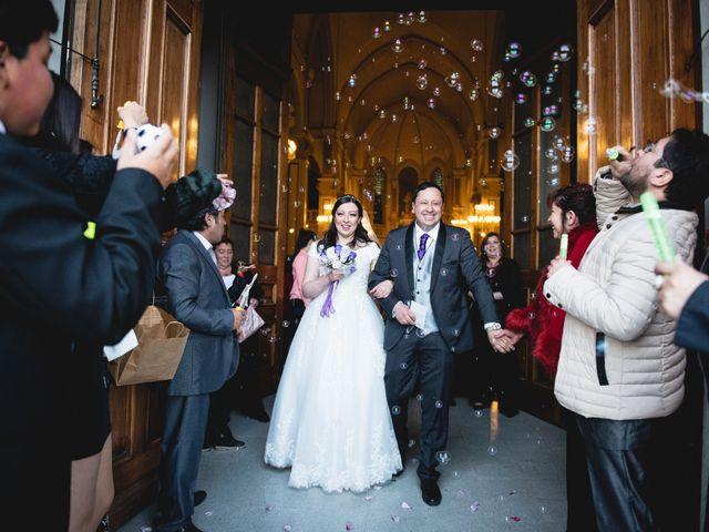 El matrimonio de Deiby y Violeta en Punta Arenas, Magallanes 1