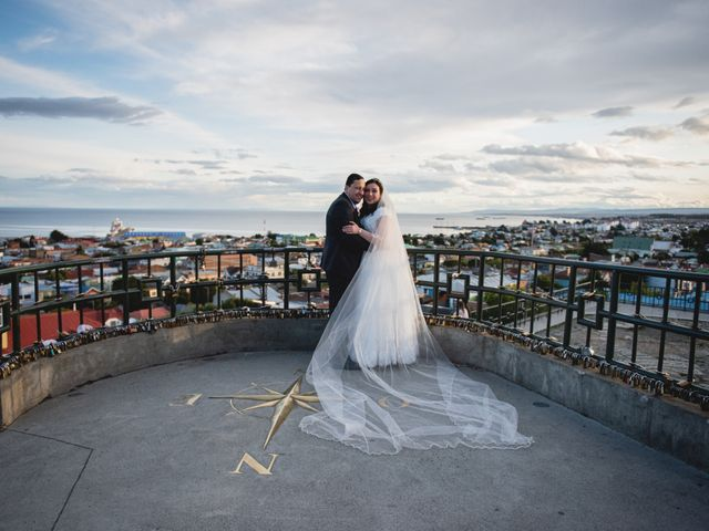 El matrimonio de Deiby y Violeta en Punta Arenas, Magallanes 31