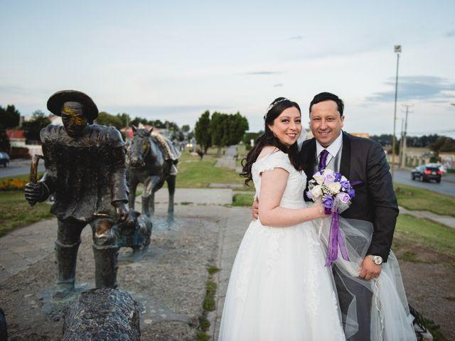 El matrimonio de Deiby y Violeta en Punta Arenas, Magallanes 34