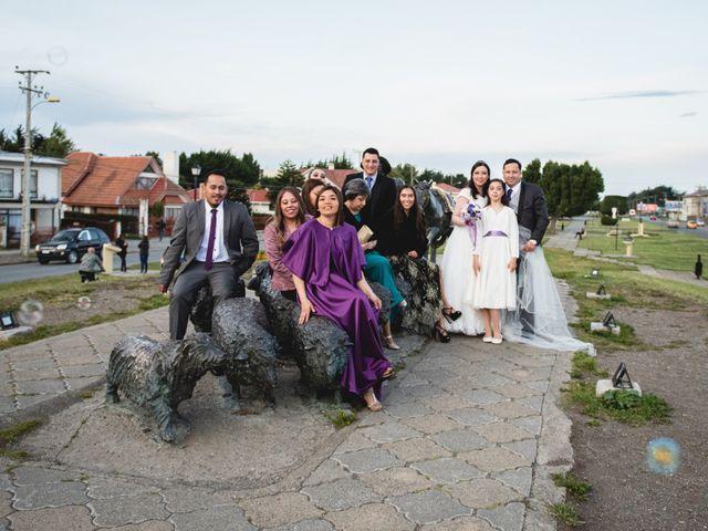 El matrimonio de Deiby y Violeta en Punta Arenas, Magallanes 35