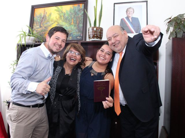 El matrimonio de Carlos  y Paula  en Osorno, Osorno 1