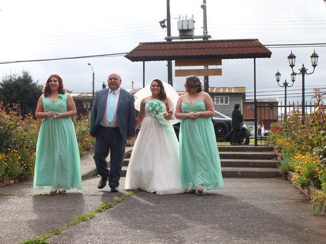 El matrimonio de Carlos  y Paula  en Osorno, Osorno 8