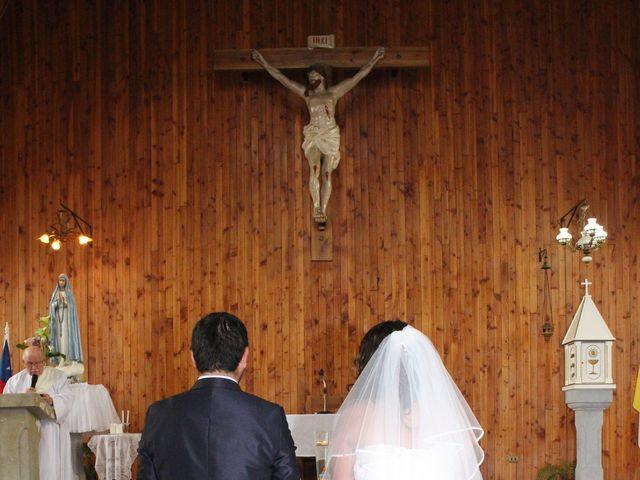 El matrimonio de Carlos  y Paula  en Osorno, Osorno 11