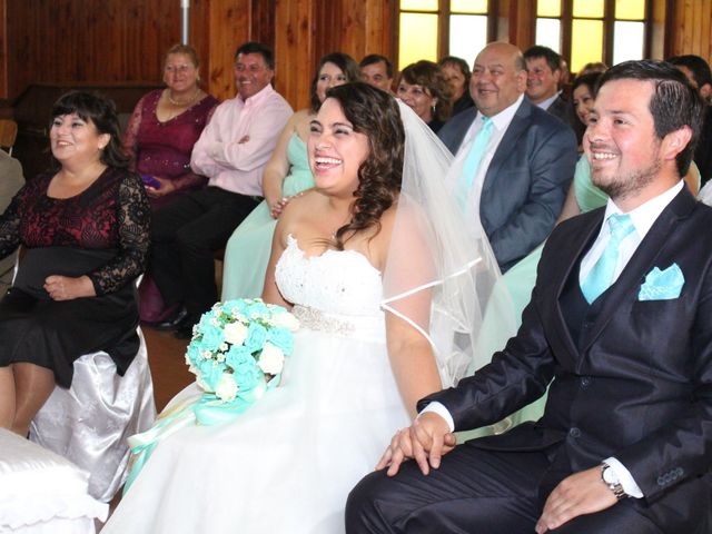 El matrimonio de Carlos  y Paula  en Osorno, Osorno 12