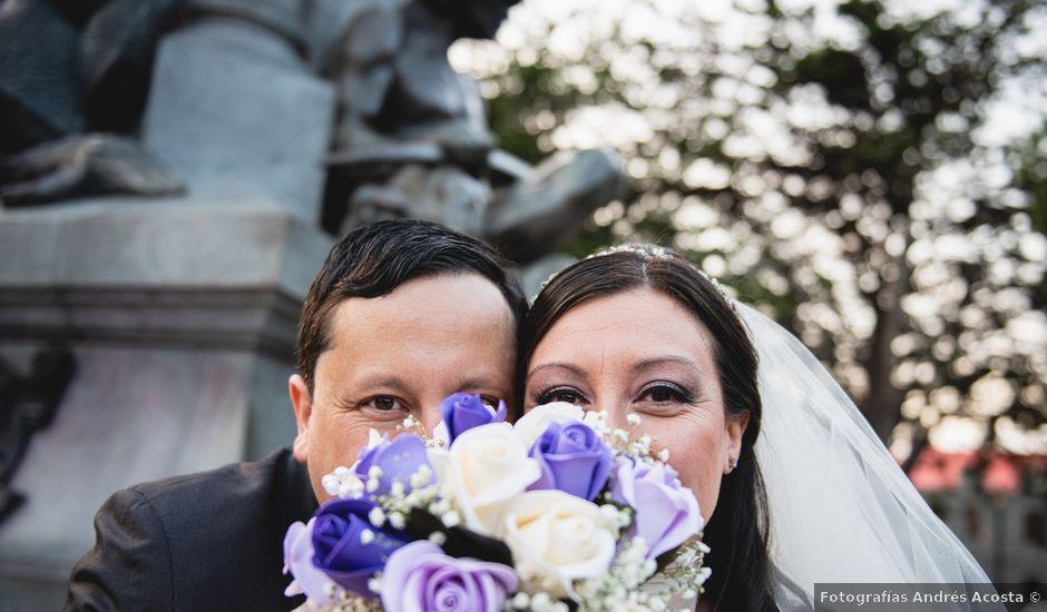 El matrimonio de Deiby y Violeta en Punta Arenas, Magallanes