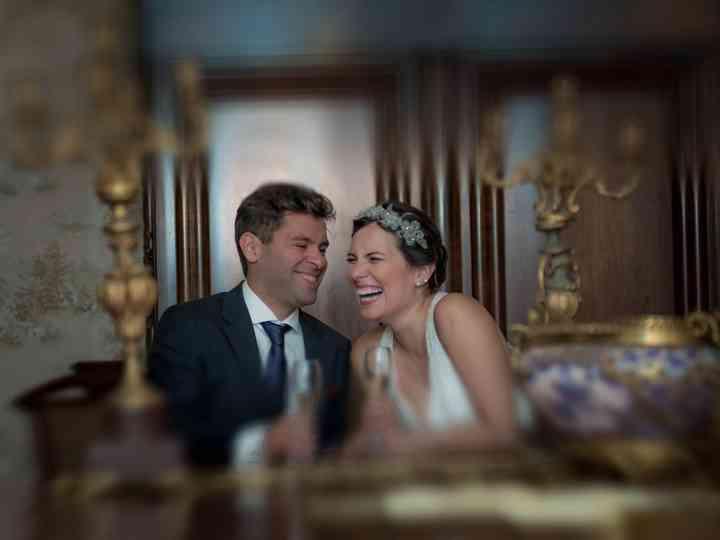 El matrimonio de Ximena y Estuardo