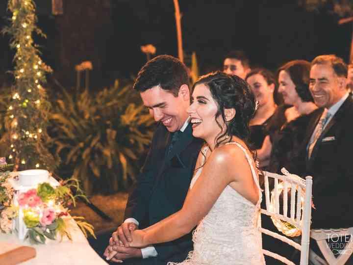 El matrimonio de Karime  y Francisco