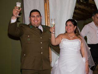 El matrimonio de Yennifer y Ariel 2