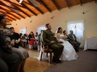 El matrimonio de Yennifer y Ariel 3