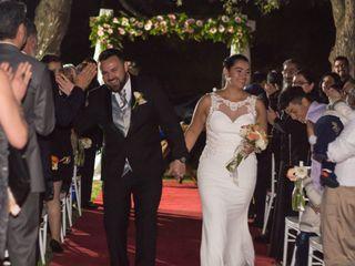 El matrimonio de Valeria y Sebastián 3