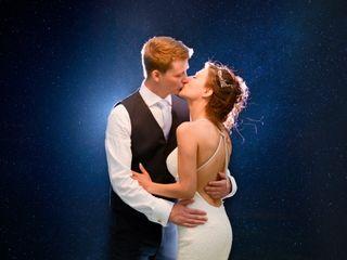 El matrimonio de Karen y Joost 1