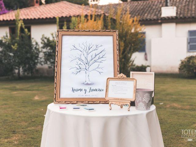 El matrimonio de Francisco  y Karime  en El Monte, Talagante 14