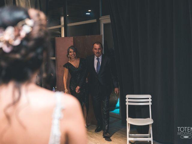 El matrimonio de Francisco  y Karime  en El Monte, Talagante 30