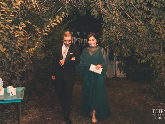 El matrimonio de Francisco  y Karime  en El Monte, Talagante 39