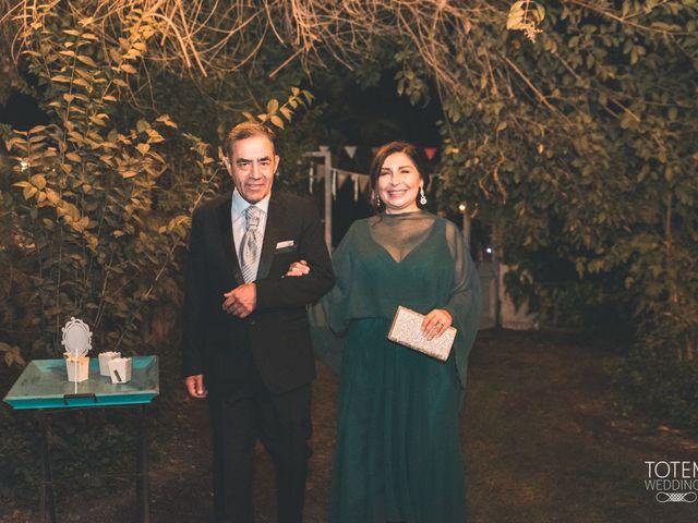 El matrimonio de Francisco  y Karime  en El Monte, Talagante 40